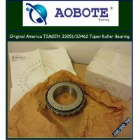 China Automotive engineering ISO 9001 accreditationTapered Roller Bearing 33251 / 33462 wholesale