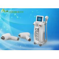 China Popular Powerful Germany Tec 2015 new design 808nm diode laser hair removal machine wholesale