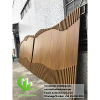 China Customized Wall Cladding Aluminum Panels For Facade Fence Roofing wholesale