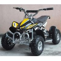 Quality electric ATV 350w,500w,24V,12A. good quality. 4 inch tire. disc brake for sale