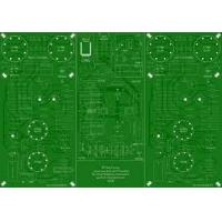 China Custom Double Sided PCB Board 2 layer , Immersion Silver Finishing wholesale