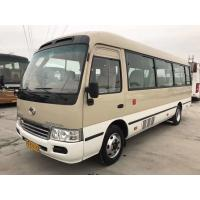 China KINGLONG 22 Seats Used Passenger Bus With YC Diesel Engine 2014 Year Made on sale