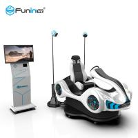China High Performance Full Motion Racing Simulator , Safe Electric Go Kart For Kids wholesale