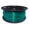 Buy cheap 3D printer filament PLA 1.75mm 1kg Grass Green from wholesalers
