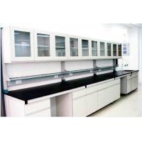 China Science Lab Workstations Medical Lab Furniture With Epoxy Resin Top on sale