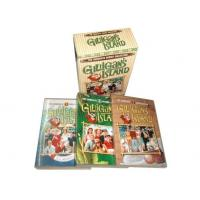 China DVD Movie Box Sets Gilligan's Island the Complete series 17DVD DTS Cover on sale