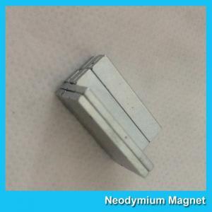 China Custom Block Neodymium Permanent Magnets N35 N38 N40 N42 N45 N48 N50 N52 on sale