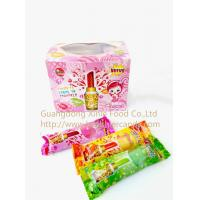 China Fashionable Lipstick Shape Sweet  Hard Candy Assorted Flavour Nice Taste on sale