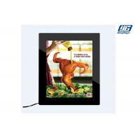 China Indoor Crystal LED Light Box , Laser Dot LED Lightboxes For Photography Display wholesale
