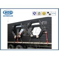 China Power Station CFB Boiler Membrane Water Wall For Cooling TUV Certification wholesale