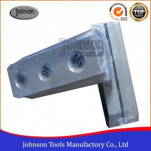 China #46 grit  Diamond fickert abrasives , granite grinding disc , stone grinding block on sale