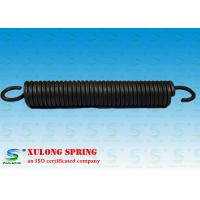 China Half Hook Huge Long Extension Springs Right Direction Alloy Steel Material on sale