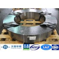 Quality External / Internal Gear Forged Wheel Blanks With 4140 42CrMo4 4330 34CrNiMo6 for sale