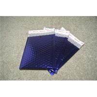"""Wear Resistant Metallic Bubble Mailers Blue Padded Envelopes 8.5""""X14.5"""" #3"""