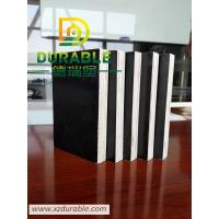 China Cheap  Price  Film Faced ShutteringPlywood 4*8  /  5*10 standard size Black Color Phenolic dynea  plywood on sale