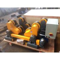 Buy cheap HGZ 5 Pipe Welding Rotator With Hand Control Box , Turning Speed Digital Readout from wholesalers