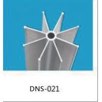 China Mill Finished Aluminium Extrusion Profiles , Star Shaped Fin Tube For Carburetor​ wholesale