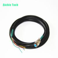 China 2P 30 5P 6P 4pin aviation wire cable with 4 pin Female Aviation Connector wholesale