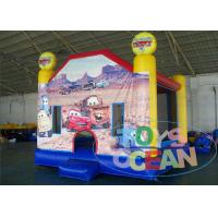 China Outdoor Party Childrens Inflatable Bounce House For Rental Security wholesale