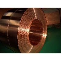 Buy cheap High Precision Transformer Copper Strip from wholesalers