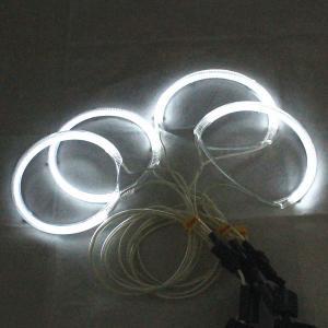 China LED CCFL angel eyes for MAZDA 3/M3 CCFL headlight halo ring kit for Mazda xenon white wholesale