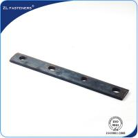 China Insulated Light Railway Fish Plate Steel 4.8 Grade OEM / ODM Available wholesale