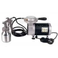 China 220V  Mini Air Compressor for painting , spraying   / membrane compressor 1/2HP Power wholesale