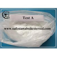 China Healthy Muscle Growth Raw Steroid Powders Test A / Testosterone Acetate  CAS1045-69-8 wholesale