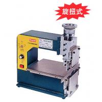 China V-Cut PCB Cutting Machine Knob Type , Prevent The Welding Point From Cracking Ml-310b wholesale