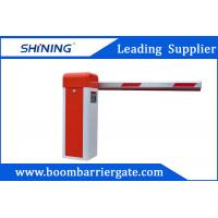 Buy cheap Road Safety Equipment Arm Barrier Gate for Parking Access Control from wholesalers