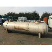 China Frosting / Polishing Removing Underground Oil Storage Tanks For Gas Station / Household wholesale