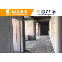 China Office Building Material Partition Wall Panels / Waterproof  EPS Sandwich Panel wholesale