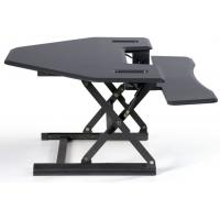 China Smart Hydraulic Height Adjustable Standing Desk 36 Inch Cubicle Version wholesale