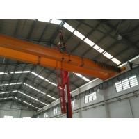 China LH -10t -17.5m -9m Double Girder Overhead Cranes , Bridge Crane Safety For Cement Plant wholesale