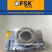 China Two Size Steel Shield Japan IJK Bearing 5200ZZ Double Row Angular Contact Ball Bearings wholesale