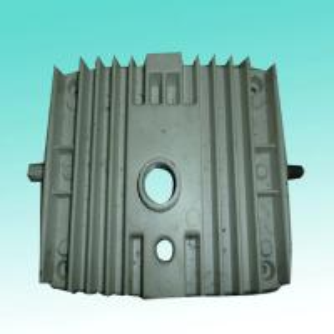 China Shot Blasting / Painting, Aluminum Radiator Custom Machined Components By 2nd Machining wholesale