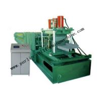 China Metal C Z Purlin Roll Former , Cold Purlin Roll Forming Machinery High Speed wholesale