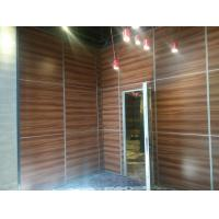 Buy cheap Economy Malaysia Movable Sliding Room Partitions Easy Combination from wholesalers