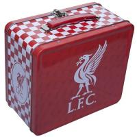 China LFC Metal Rectangle Tin Box Handled Case 4C Printed With Customer's Own Design wholesale