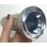 China China supplier hydraulic hose fittings SAE L.T. forged flange wholesale
