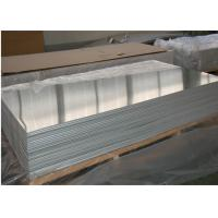 Quality Flat 1.0 - 5.0 mm 1100 Aluminum Sheet / Aluminium Plate For Reflective Devices for sale