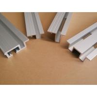 China 8 - 10um Natural Anodized Aluminium Channel Profiles with CNC Machining Processing wholesale
