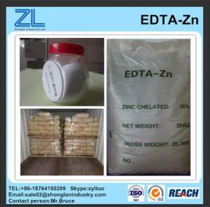 China zinc disodium edta manufacturer wholesale