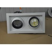 Buy cheap Wide Beam Angle Led Ceiling Spotlights 1-10V Triac Dimmers DALL Indoor Rotating from wholesalers