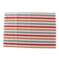 China Colorful Stripe Printed Dining Table Mats Cotton Fabric For Decoration wholesale