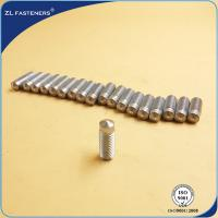 China DA - RD , DA - PD Drawn Arc Weld Studs Zinc Plated / Copper Plated Finish wholesale