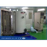 China 380V Plastic Chrome Plating Machine Equipped With 1 - 2 Sets Evaporation wholesale