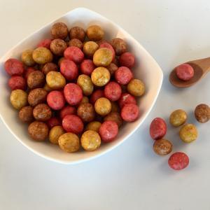 China Non - GMO Peanuts / Modified Starch Coated Peanut Snack With Cajun Flavor Processed wholesale