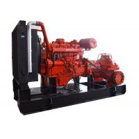 Wholesale Single Stage Diesel Engine Pump Set , Diesel Engine Water Pump For Irrigation from china suppliers