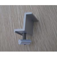 China End Clamp for Solar Roof Mounting Systems / Solar Panel System Fixing With T Bolt and Nut wholesale